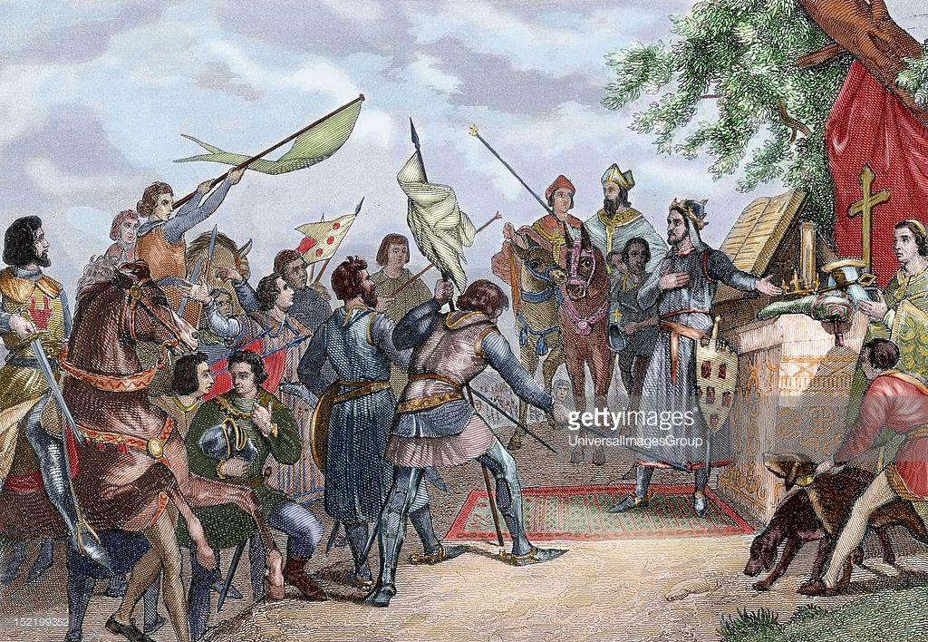 Day before of the Battle of Las Navas de Tolosa | Photos, The ...