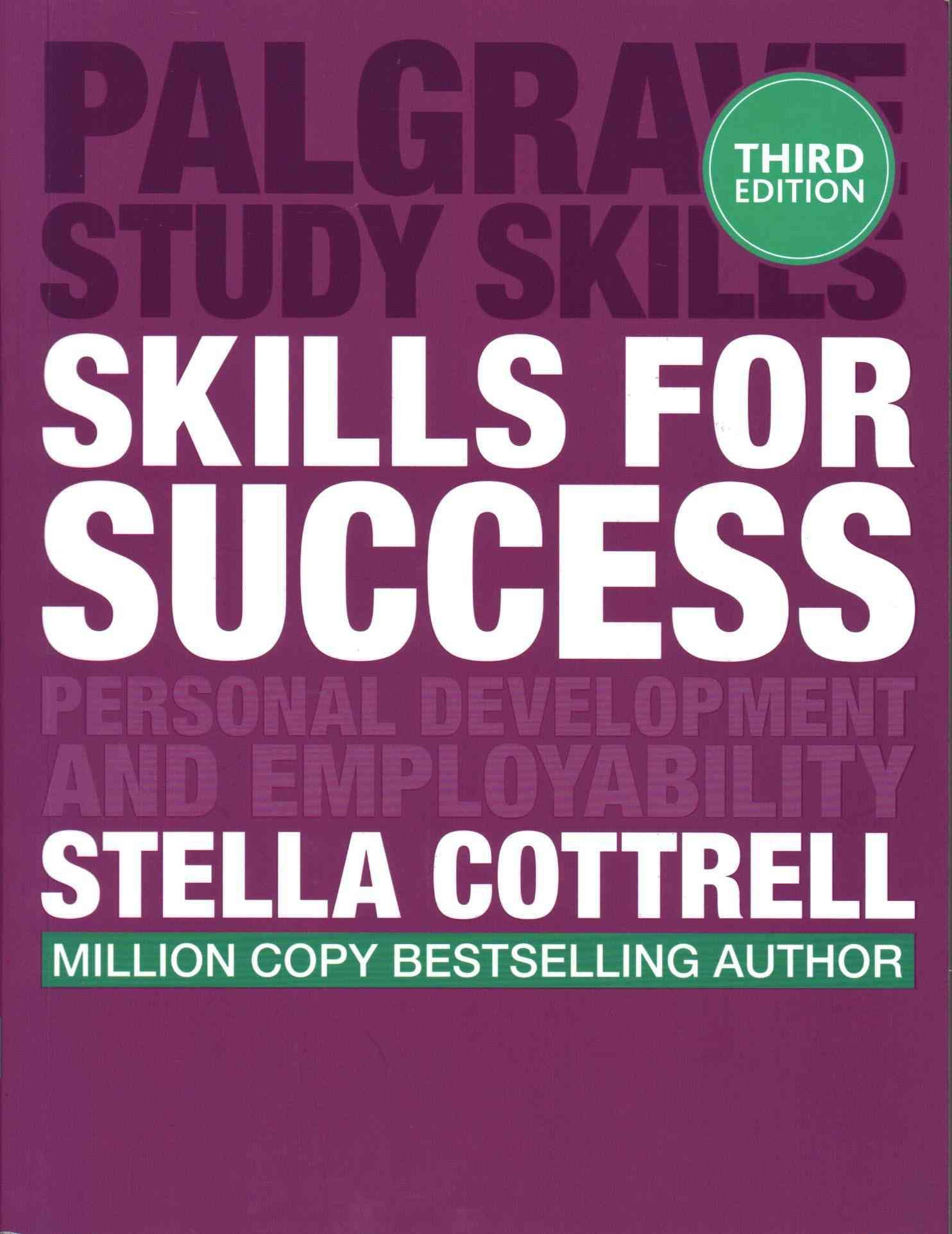 Skills for Success Personal Development and Employability