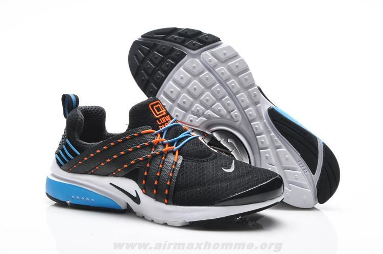 super populaire 0cd73 fa683 Vente 579915-002 Noir Bleu Orange Chaussures Hommes Nike ...