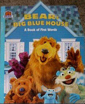 Bear S Big Blue House Big Blue House Blue House Blue