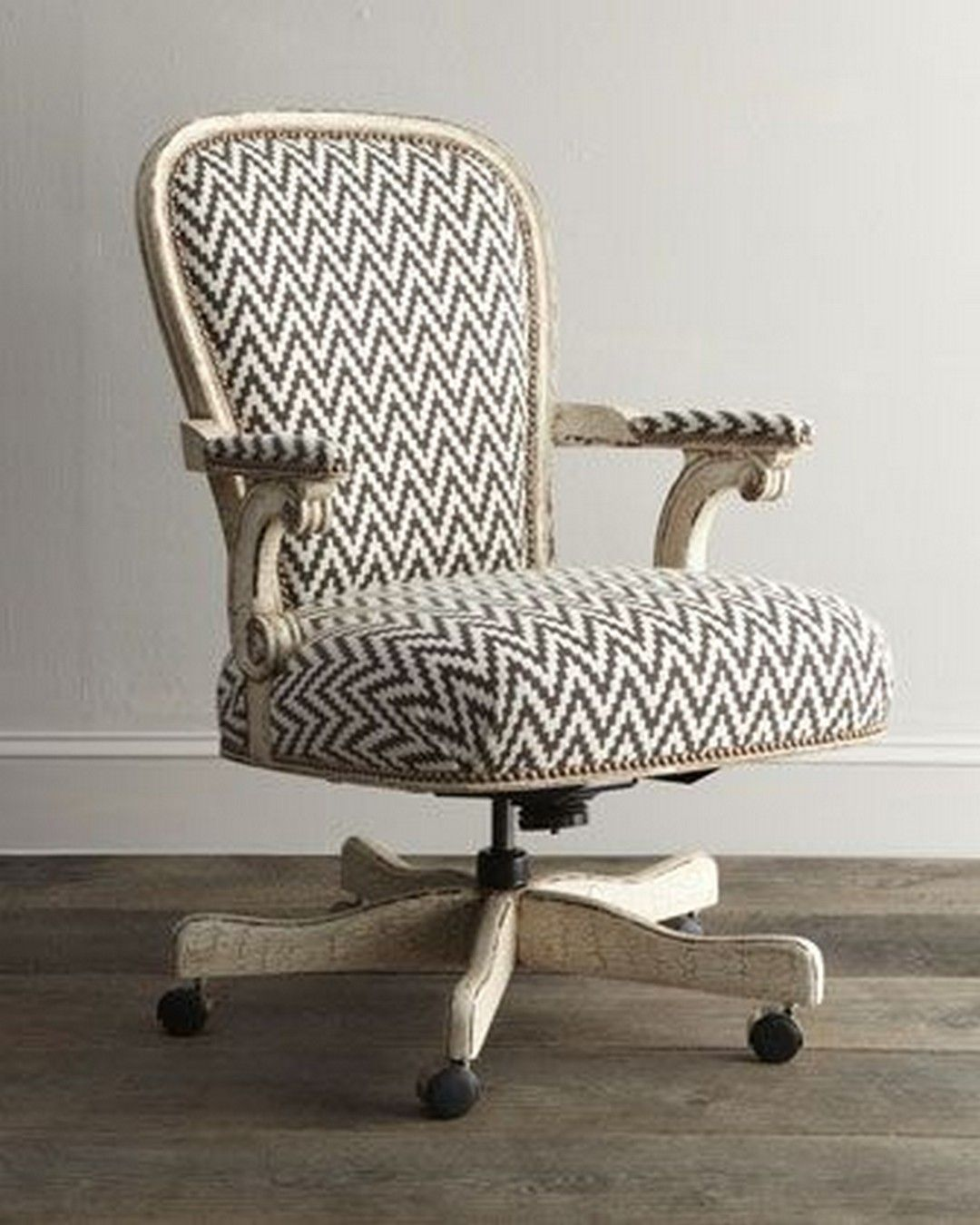 10 Unique And Gorgeous Farmhouse Office Chairs To Set In Your