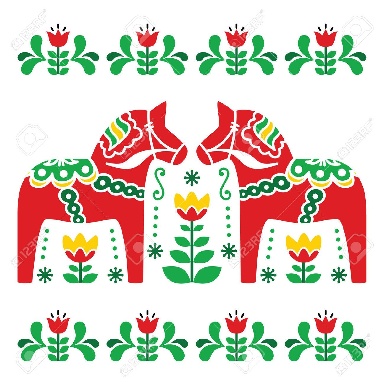 Scandinavian Folk Motifs Google Search Folk Embroidery Pattern Art Scandinavian Folk Art