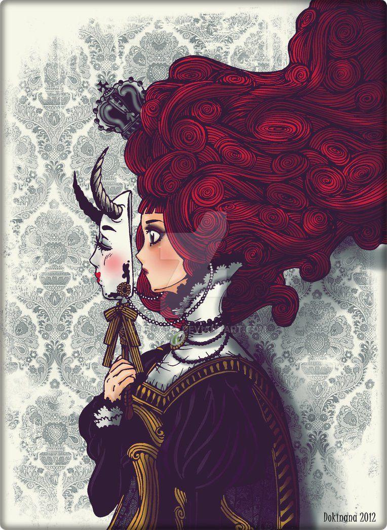 Queen Marie by dokinana on DeviantArt