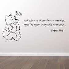 Billedresultat For Peter Plys Citater Vennecitater Peter Plys Sjove Citater