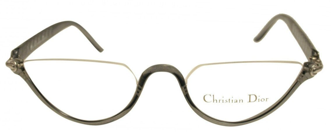 8966f187e83 eyehuggers - Christian Dior Classic Vintage Glasses Reading Style 3021  Grey