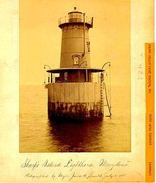 Sharps Island Lighthouse, MD - Google Search
