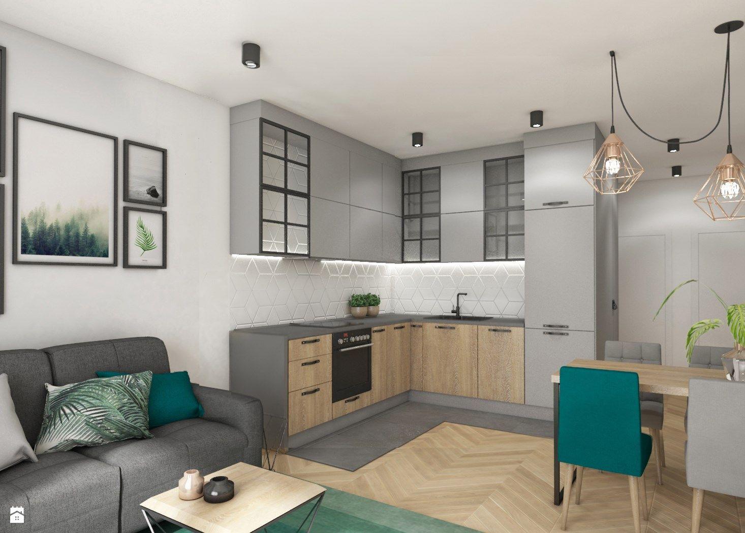 Wystroj Wnetrz Kuchnia Pomysly Na Aranzacje Projekty Ktore Stanowia Prawdziwe Inspiracje Dla Kazdego Dla Kogo Kitchen Design Kitchen Interior Home Decor