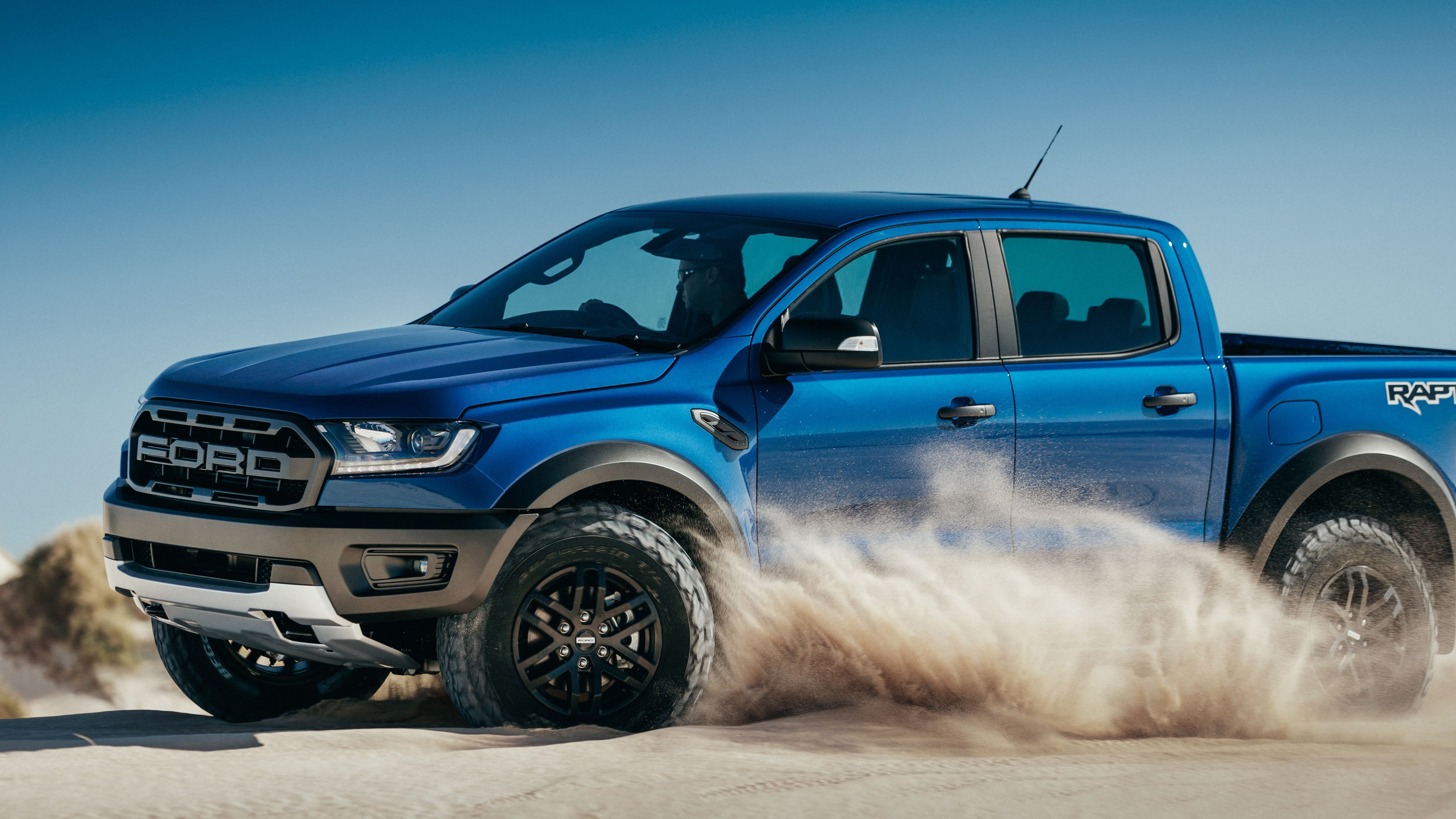 Ford Ranger Raptor 2019 Truck Wallpapers Hd Wallpapers Ford