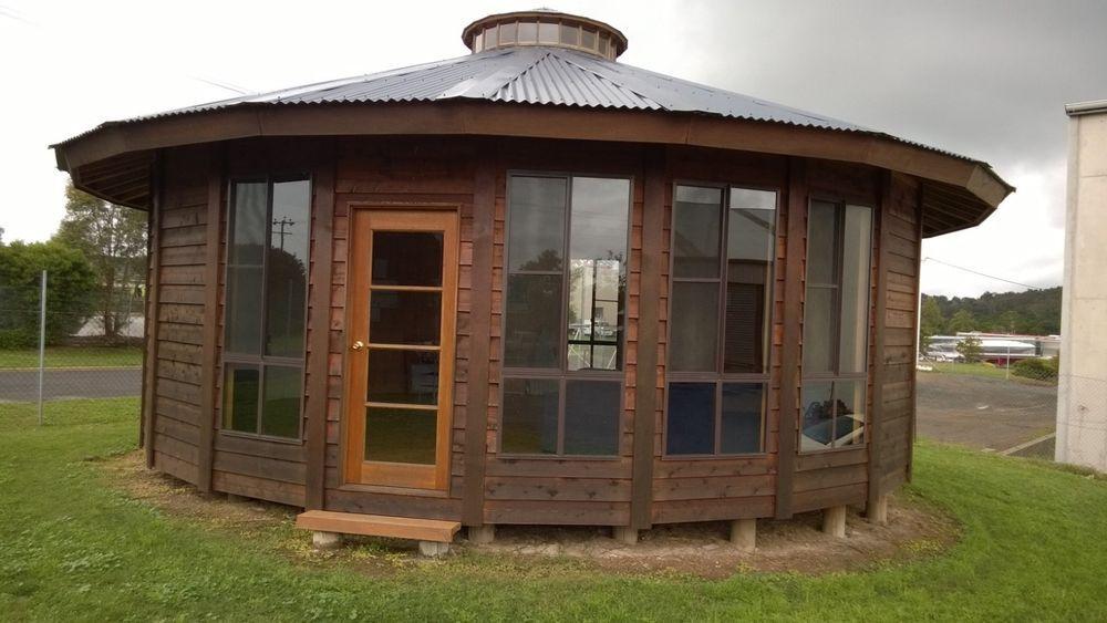Yurt 8 4 Home Studio Granny Flat Goulburn Yurtworks Yurt Granny