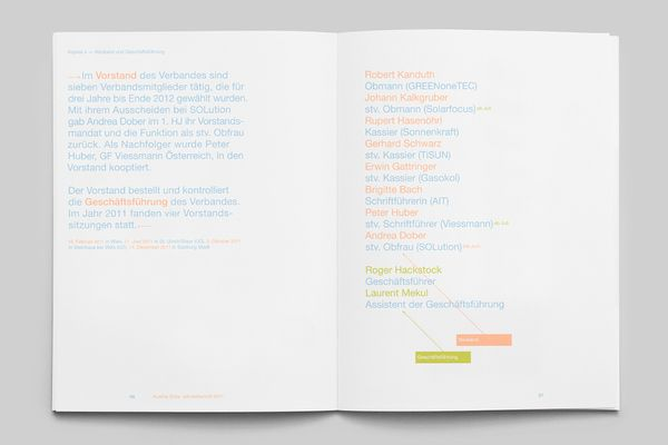 The Solar Annual Report, powered by the sun by Mathias Nösel, via Behance