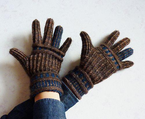 Ravelry: satokichi's Callisto glove