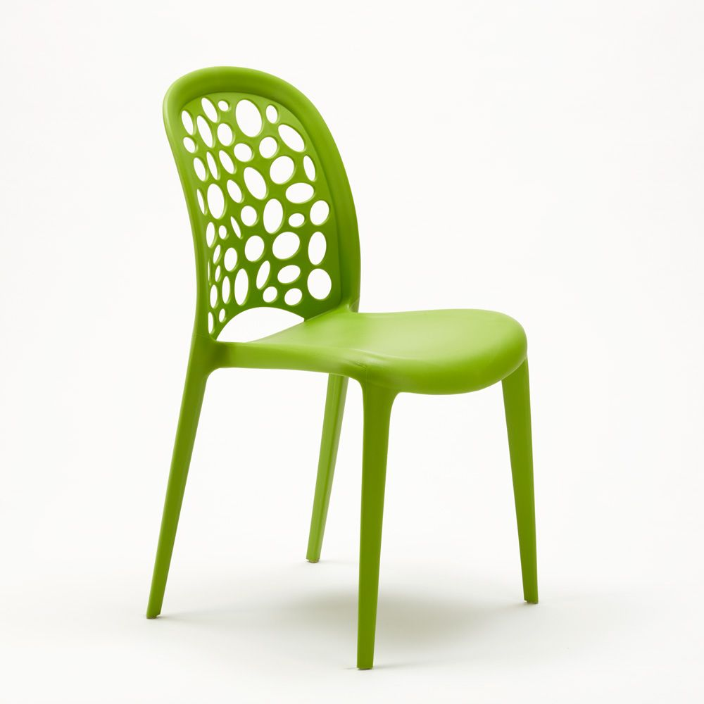 Sedia Da Cucina Giardino E Bar Impilabile Design Wedding Holes Messina Chaise Salle A Manger Chaise Design Chaise Moderne