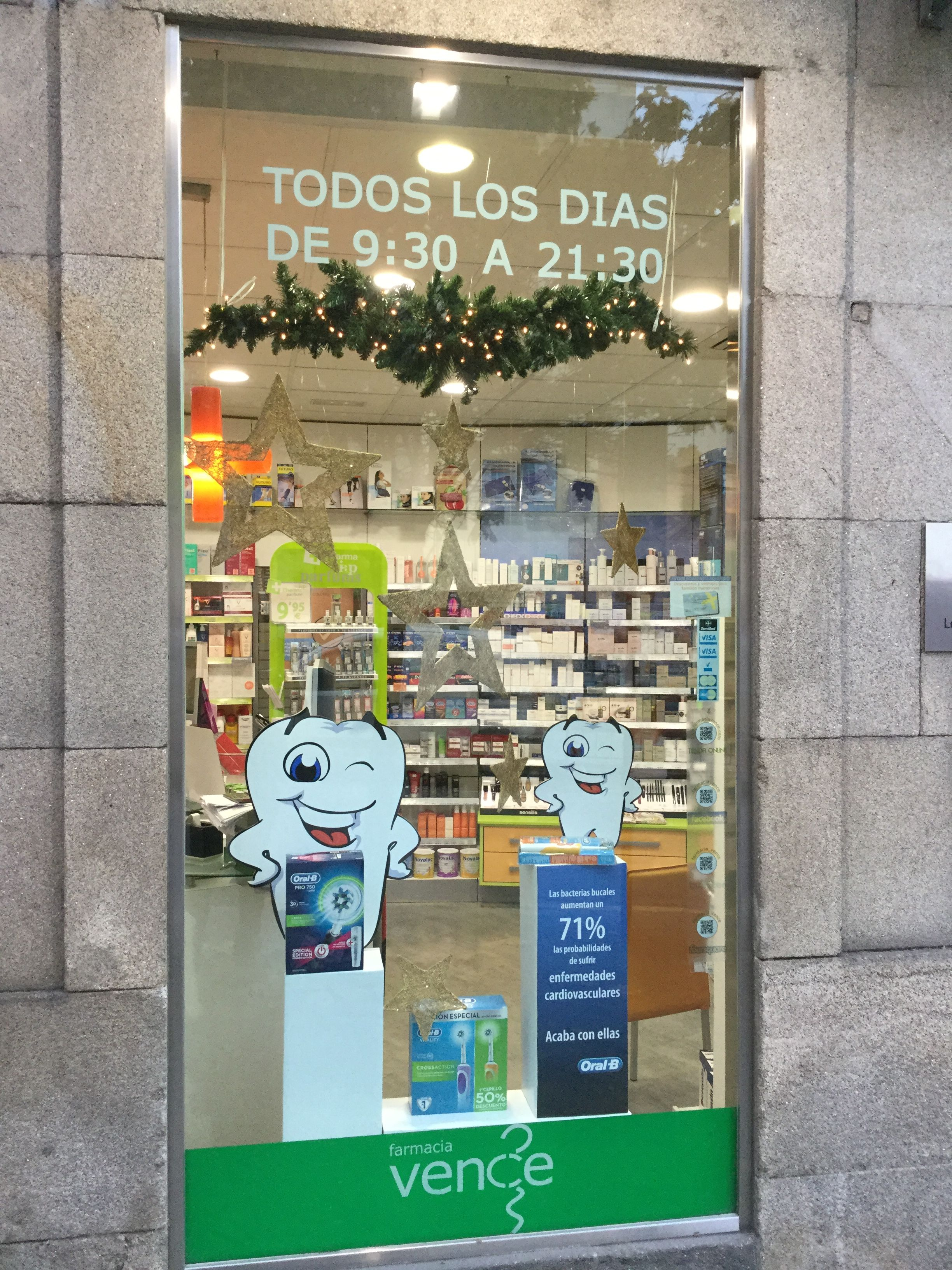 Farmacia Santiago Leyes Bbotic Con Oralb Farmacia Cardiovascular Bucal