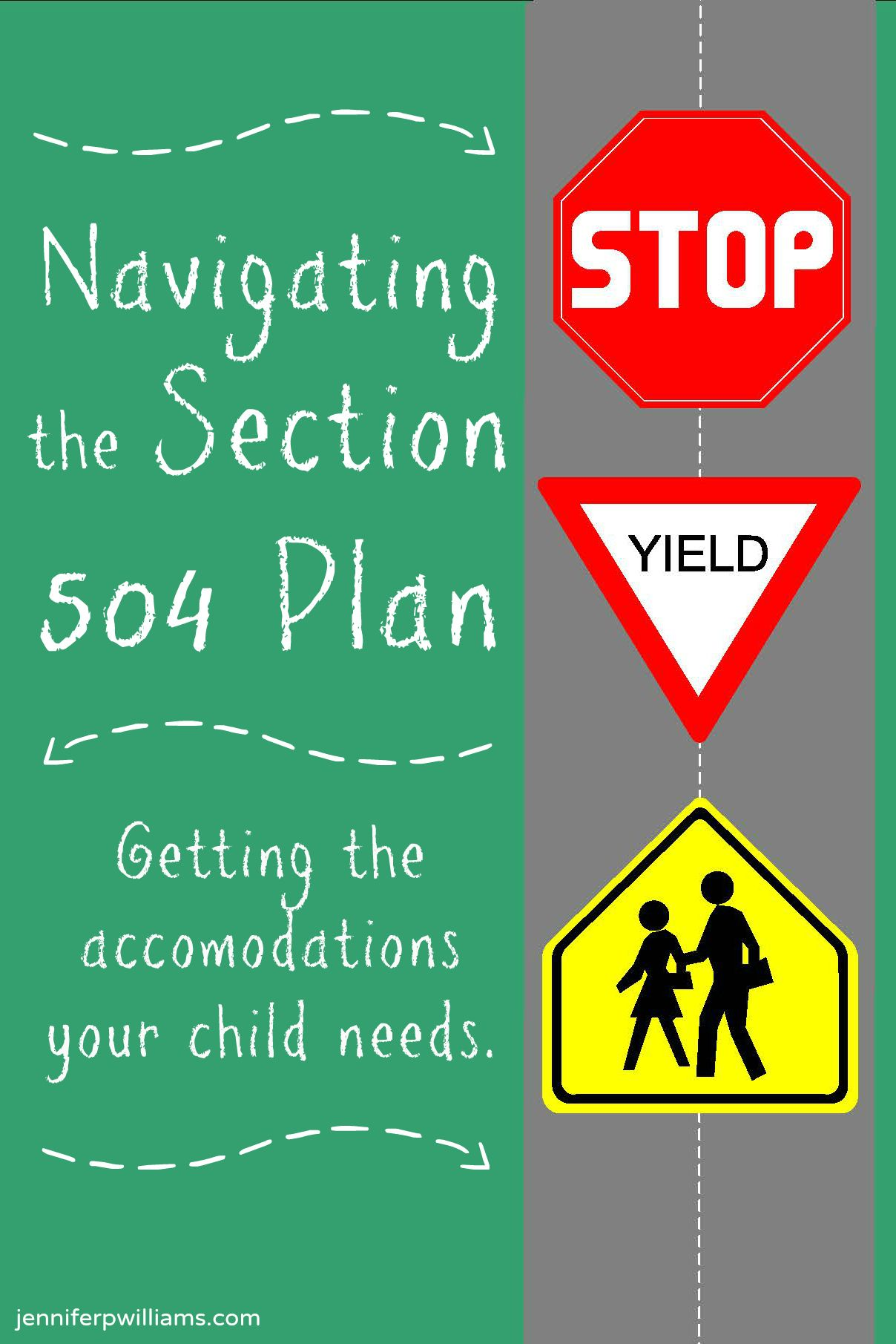 A Parents Guide To Section 504 In >> For Parents What Is A 504 Plan Section 504 Plan Americans With
