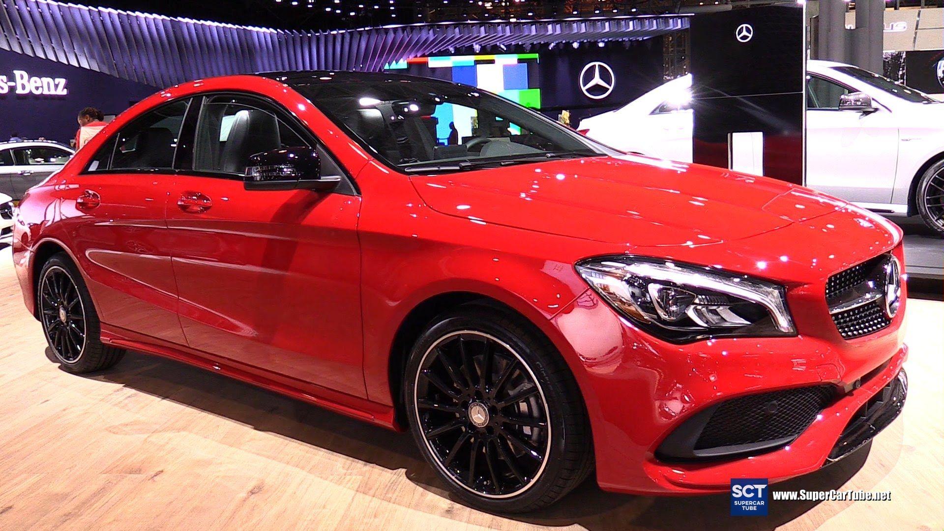 2017 Mercedes Benz Cla Class Cla 250 4matic Exterior Interior