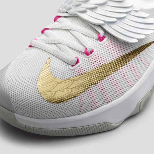 0083daf1c5ea Nike News - New KD7 Aunt Pearl Shoe Honors Kevin Durant s Angelic Aunt