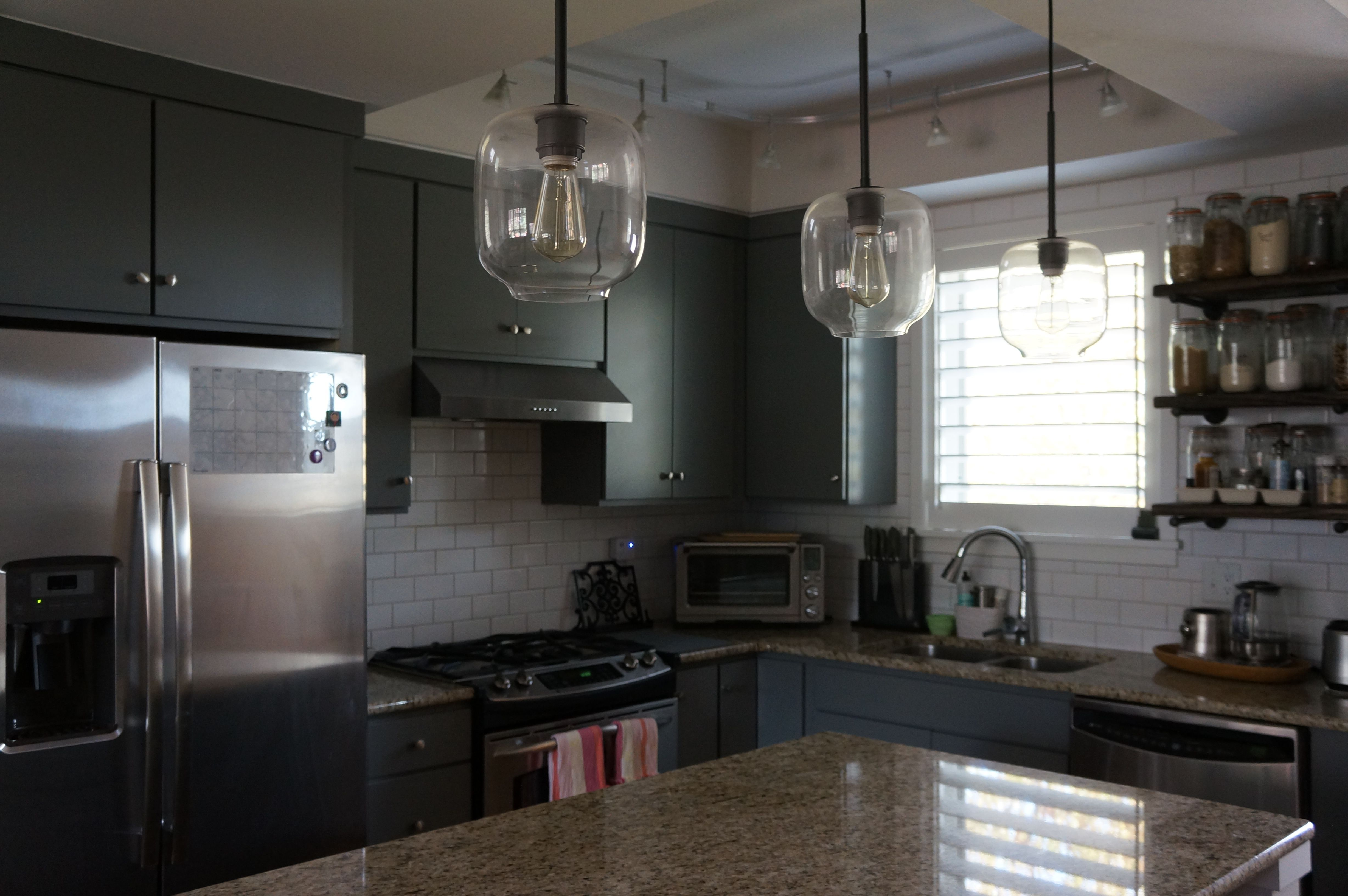 Simple Kitchen Update Boulder Colorado By Prolithic Designs