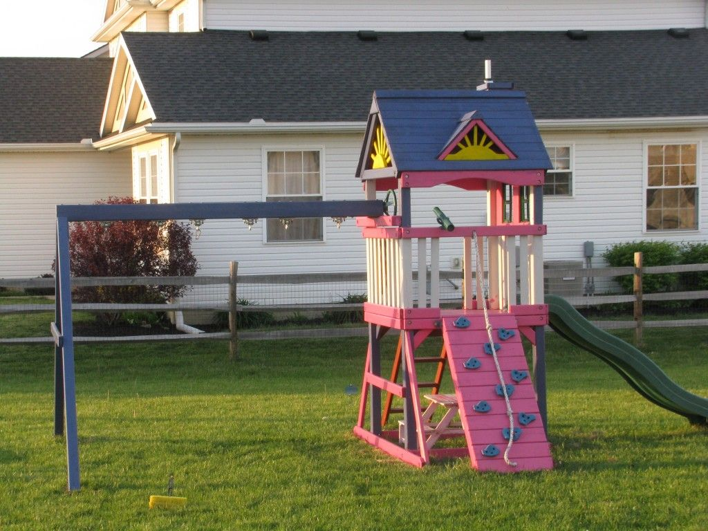 The Coolest Swingset On The Block Creative Kids Play