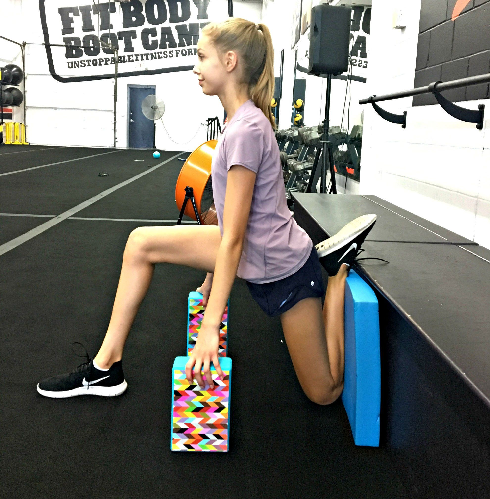 how to gain flexibility in hips