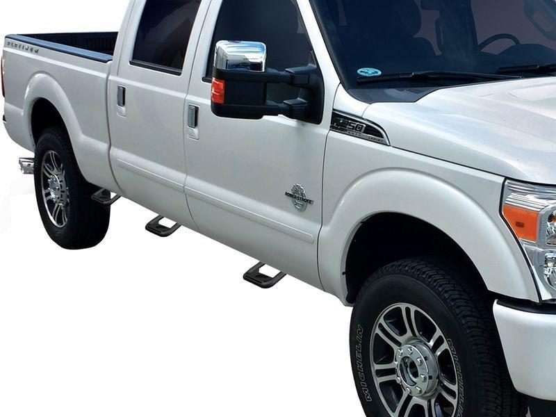 2019 Chevy Silverado 1500 Carr Hoop Step II XP3 Black | RealTruck