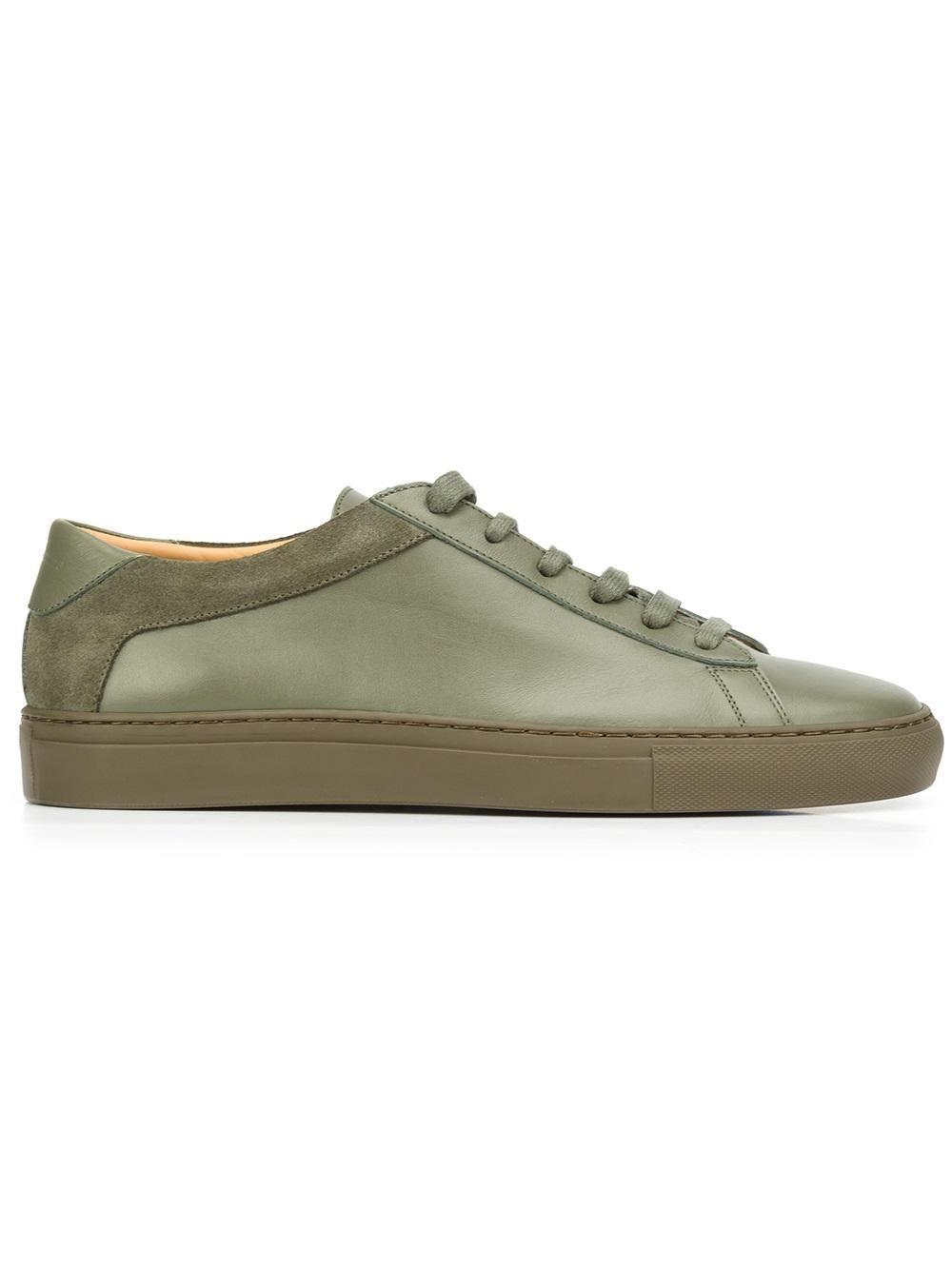 Koio Collective 'Capri Oliva' sneakers