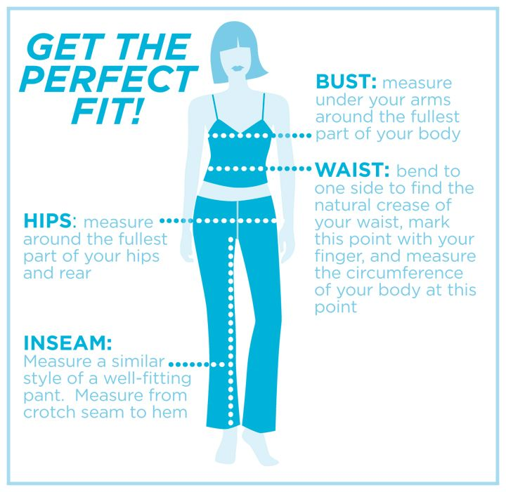 Body how to measure