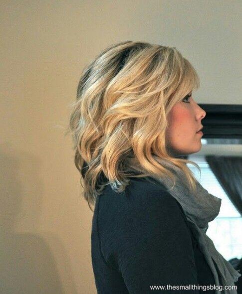 Definitely getting my hair cut like this!