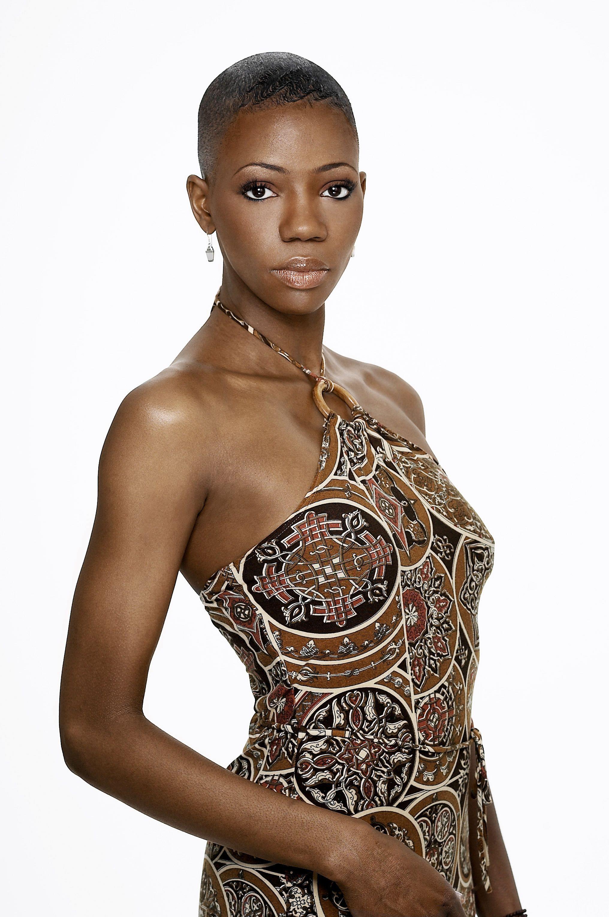 Ebony Haith Photo Casting, Americas Next Top Model, ANTM