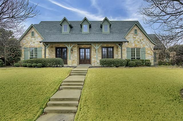 French Country Home Beautiful Country Home Exteriors French Country House French Country House Plans