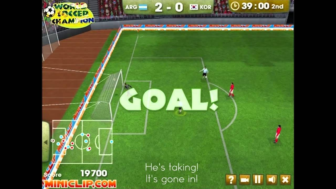 awesome champion game highlights soccer world world soccer