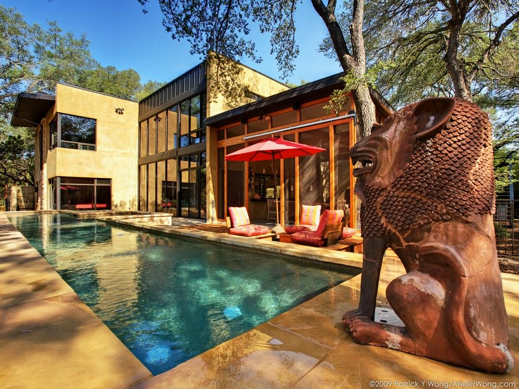 UNWIND Fall Retreat Houses in austin, Austin vacation