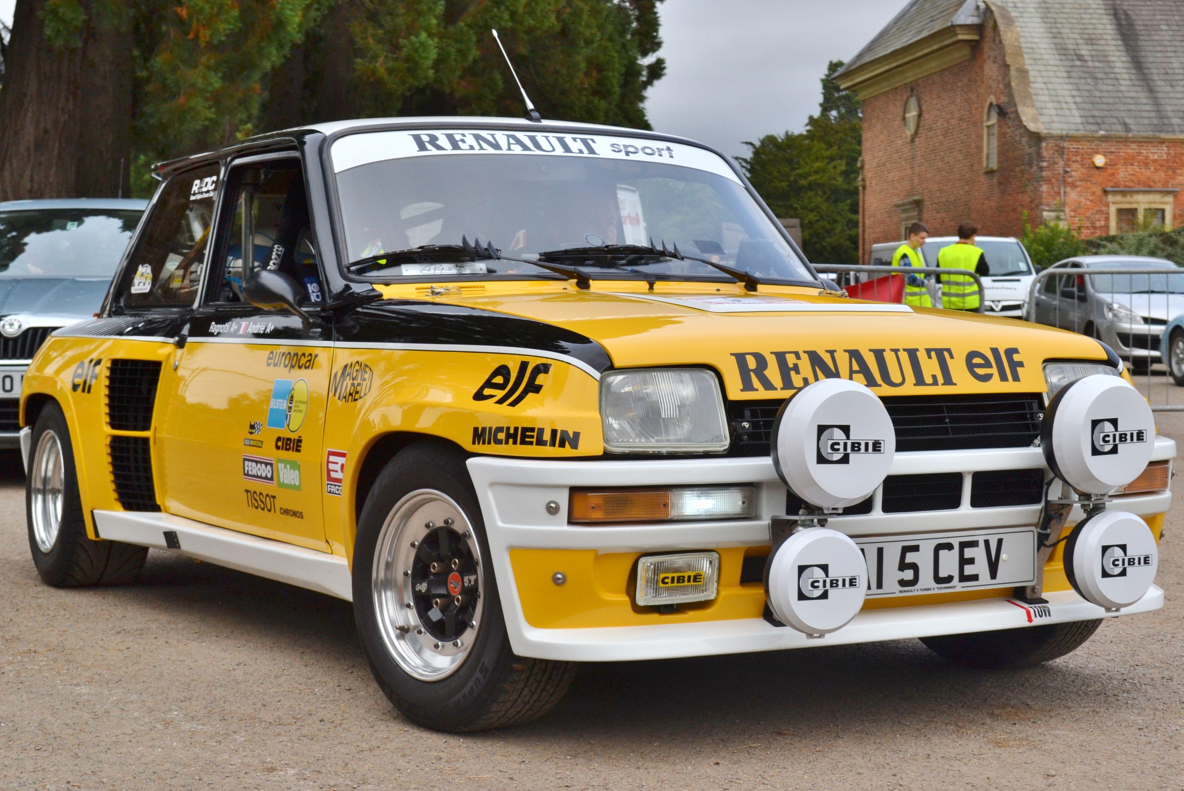 Renault 5 Copa Turbo Rally