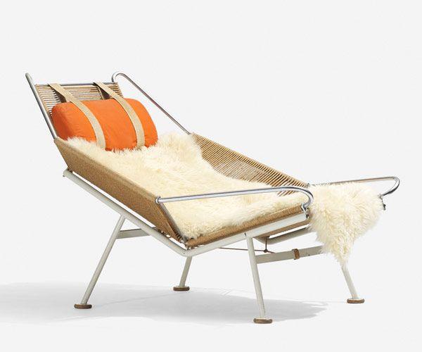 Amazing Hans Wegner / Flag Halyard Lounge Chair U003c Scandinavian Design, 8 May 2014 U003c  Auctions