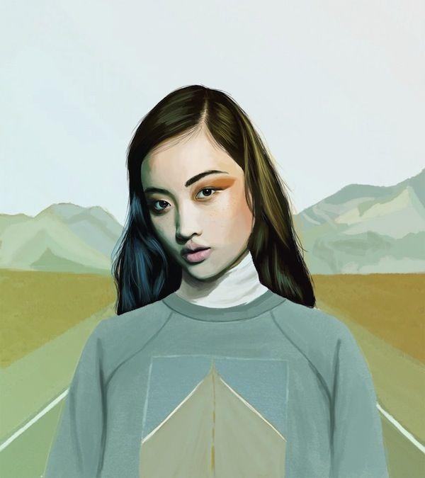 Original Art // Kemi Mai – AphroChic