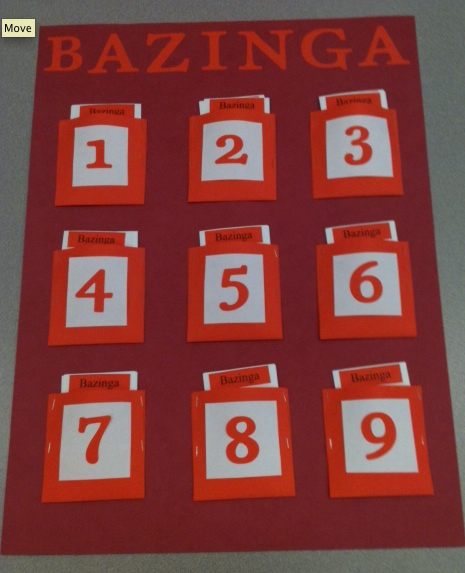 Bazinga - an awesome review game for most any subject and any grade.