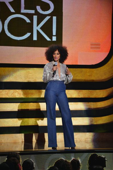 Tracee Ellis Ross at BET's Black Girls Rock 2012