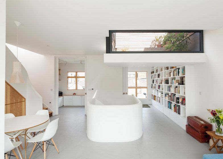 Dit huis heeft een wel heel bijzonder dakterras! roomed roomed