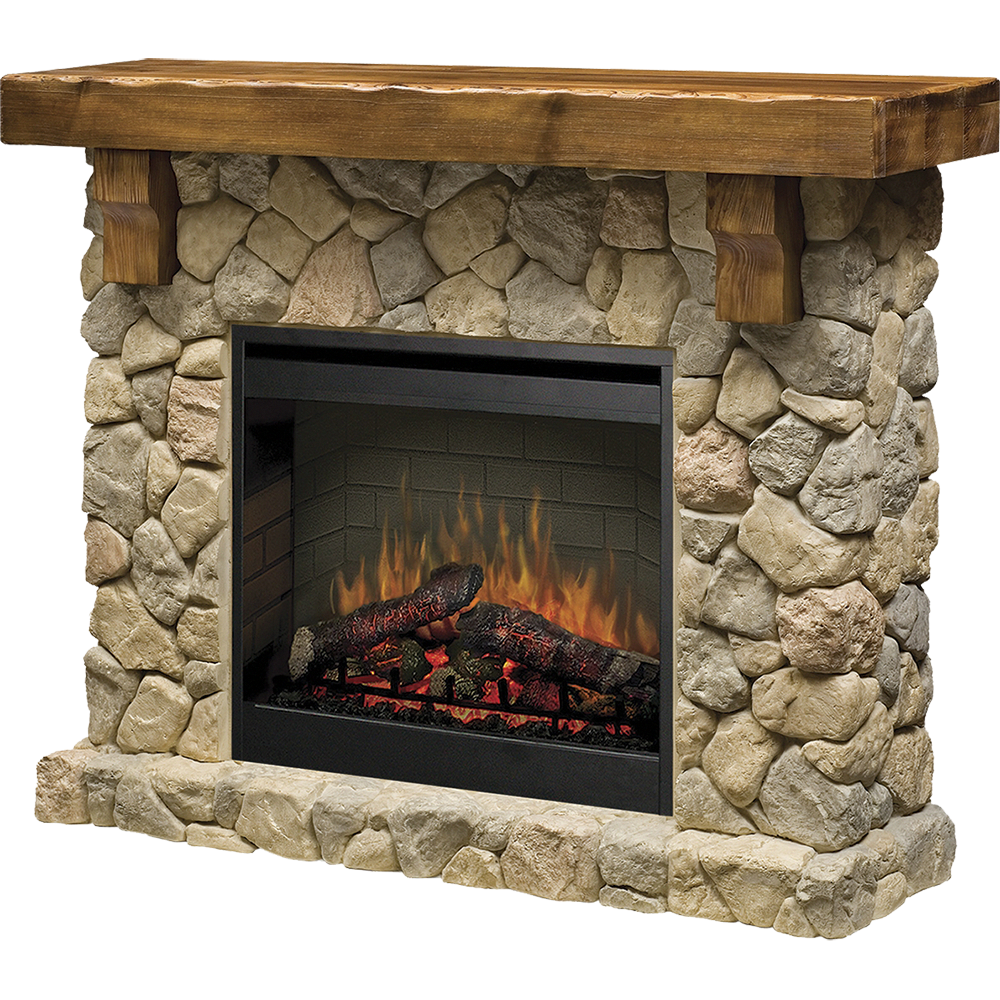 Add warmth and a rustic ambience to your home with the ...