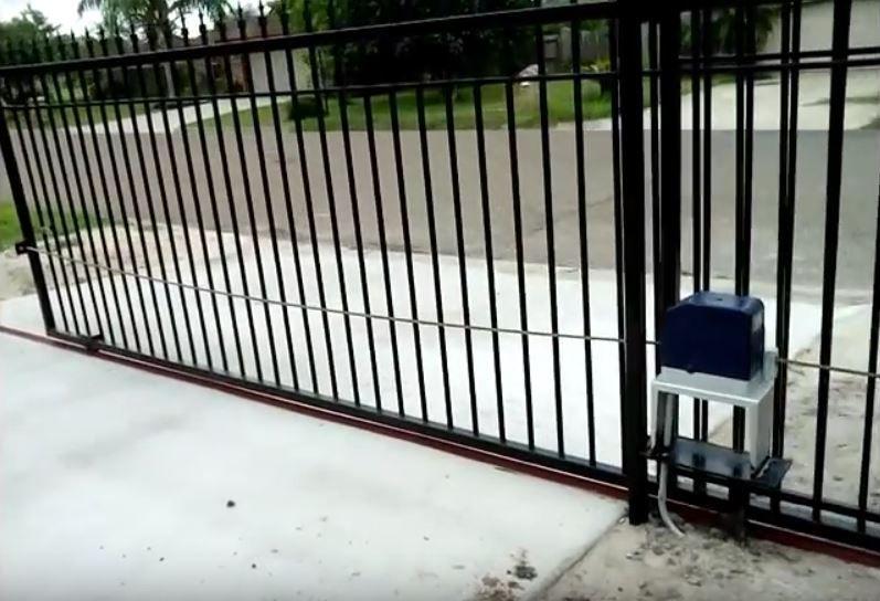 Gate1 Ga1000 Automatic Gate Motor Miami Florida Gate Motors Gate Operators Automatic Gate