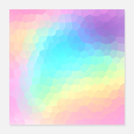 Rainbow Effect Coloring Pictures