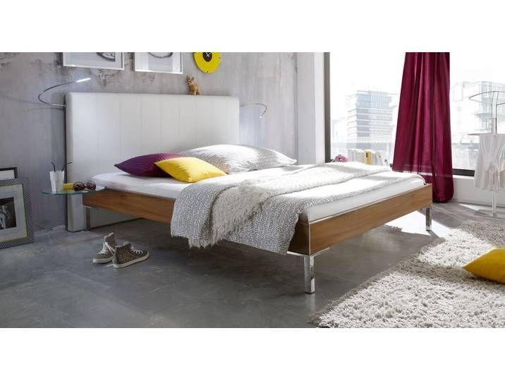 Loft Bett Mit Hohem Wandpaneel Dekor Eiche Natur 200x220 Cm
