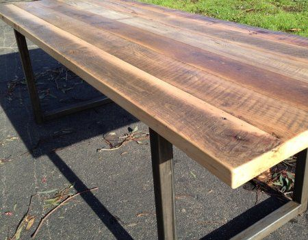 Reclaimed Wood Tables | Dining | Conference | Community | San Francisco Bay  Area