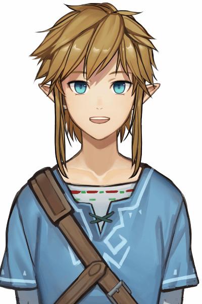 The Legend Of Zelda U 2015 Link Dessin zelda, Zelda
