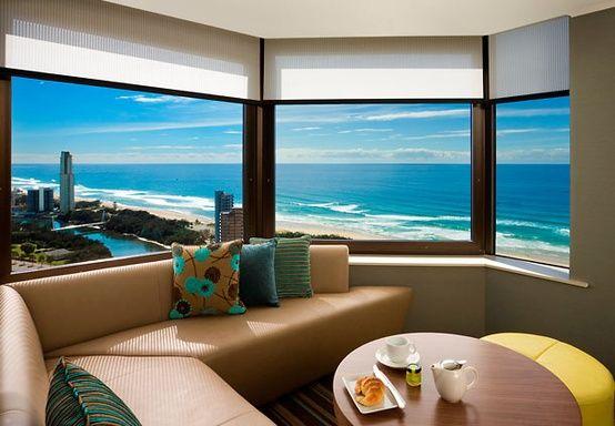 hotel surfers paradise gold coast australia home pinterest