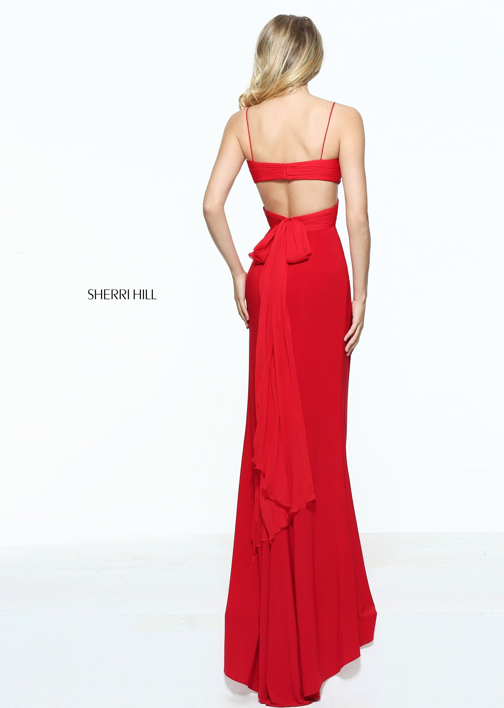 Sherri Hill 51012 Prom Dress. #sherrihill #promdress #prom
