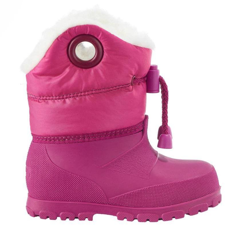 Kozaki Na Snieg Na Sanki Warm Dla Maluchow Boots Apres Ski Boots Waterproof Snow Boots