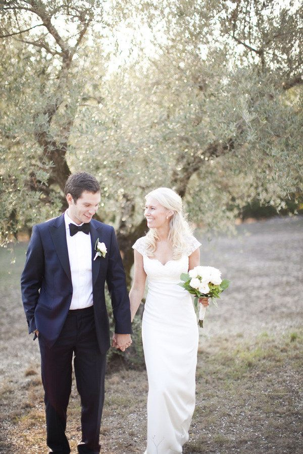 """In my dreamiest of dream destinations, France is a heavy hitter. There is just something so romantic, so wildly chic about things of the French variety and weddings in France are no exception. Case in point: this crazy gorgeous couple who hopped on a plane with 60 of their nearest and dearest and said """"I…"""