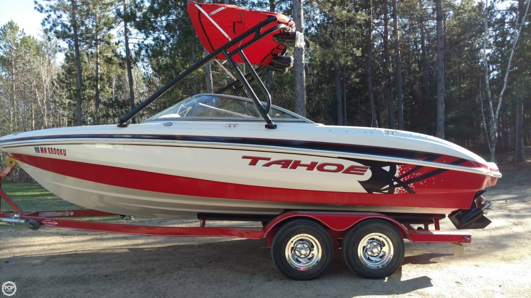 2011 Tahoe 21 Q8 Ssi For Sale Ski Boats For Sale Ski Boats Tahoe