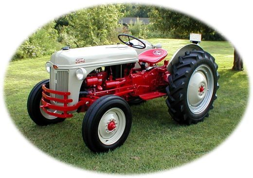 Smith Ford Tractors : Smith s old ford tractors  tractor