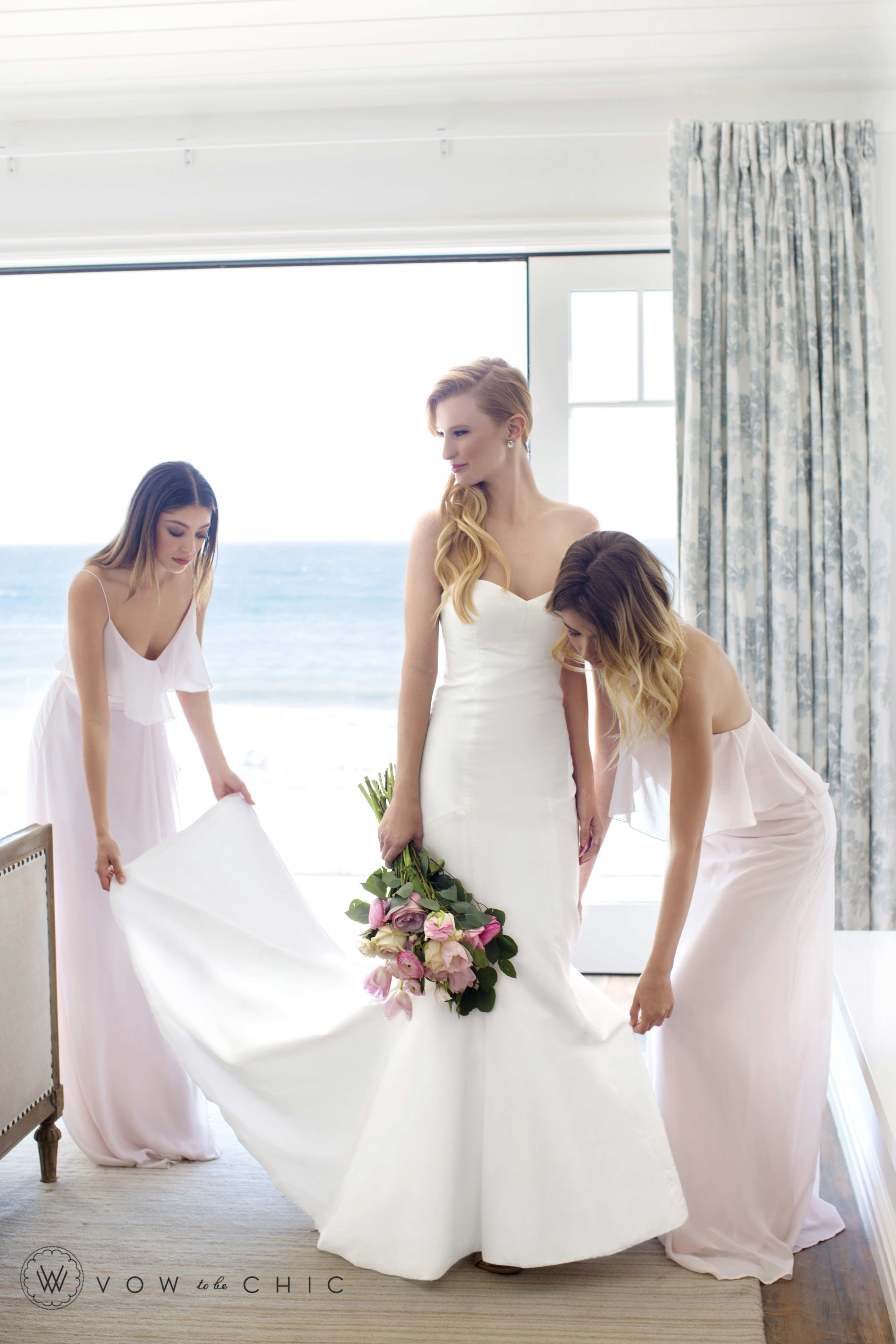 Vow to Be Chic has lovely bridesmaids dresses and wedding gowns - so ...